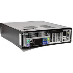 Kompjuter DELL PC 790, i5-Gen2 2400, RAM 4GB, HDD 250GB    Desktop Dell Windows 10 Office 2016 \ 2019