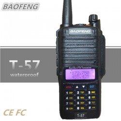 Radio Marrese Baofeng T57 10KM Kunderujit   Walkie Talkie Professional