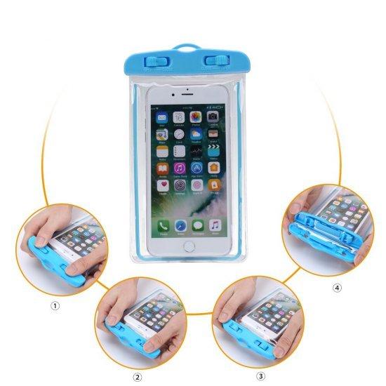 Mbrojtese Telefoni Universale Kunder Ujit | Waterproof Case