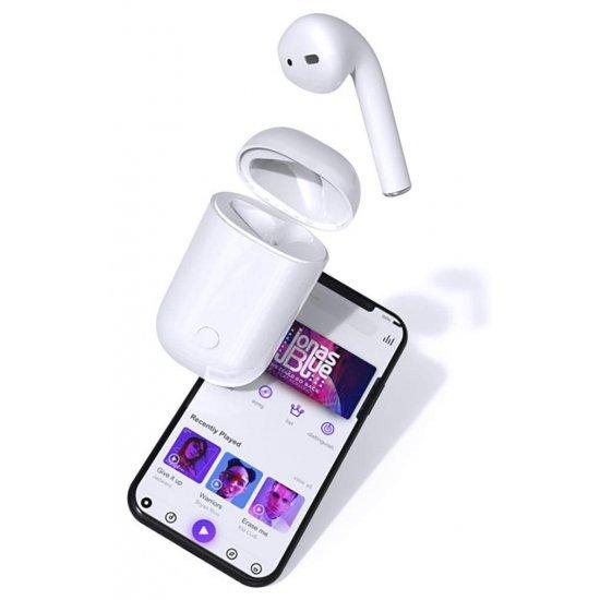 Kufje Origjinale  Moxom Teke me Bluetooth per iPhone, Samsung, Xiaomi