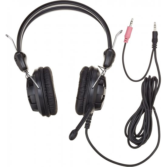 Kufje  per Call Center A4Tech HS 28 | Stereo Headphones