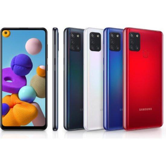 Samsung Galaxy A21S  Smartphone   RAM 4 GB   Memorie 64 GB