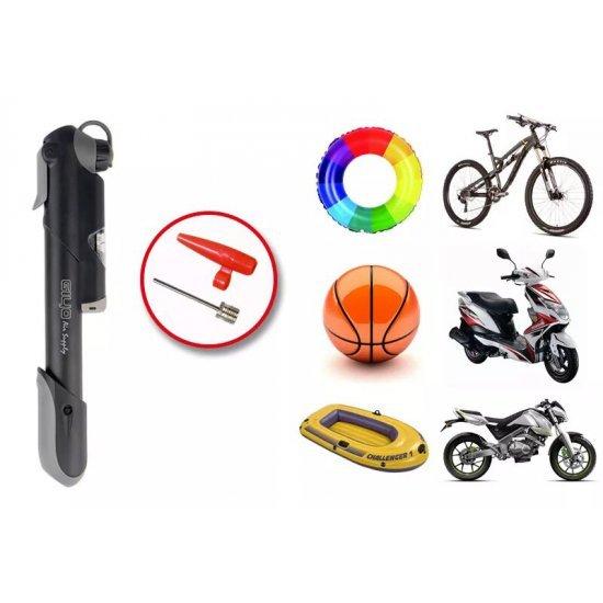 Mini Pompe Biçiklete Portabel | Pompe Ajrore