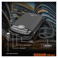 PowerBank MOXOM 10000mAh