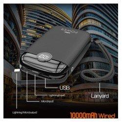 Bateri e Jashtme MOXOM Power Bank 10000mAh
