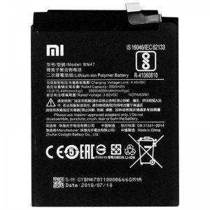 Bateri Per  Xiaomi Mi A2 Lite BN36