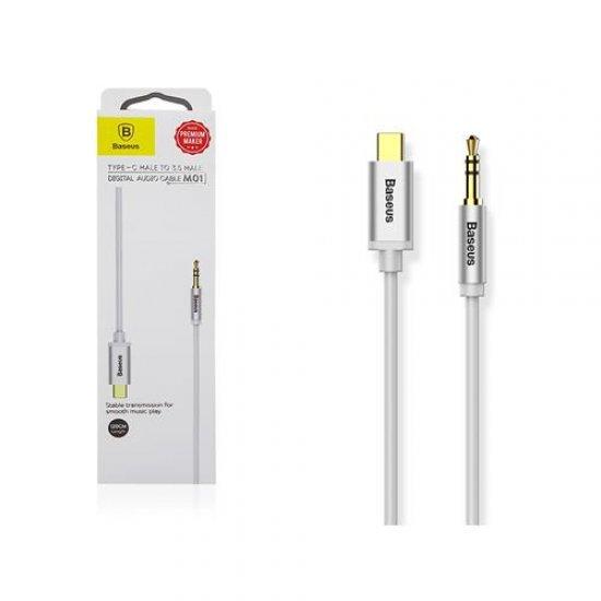 Fishe Baseus M01 me Koke 3.5 mm per Celular/Pajisje Elektronike/Makina | Digital Audio Cable