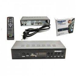 Dekoder Tokesor Dixhital DVB-T2 HD