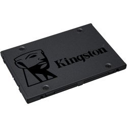 "Hardisk i Brendshem SSD 2.5"" 240GB A400 SATA 3 Kingston"