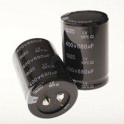 Kondensator Yageo 400V / 680µF