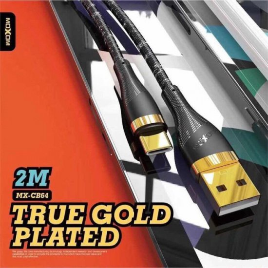 Fishe Karikimi Rezistent Moxom MX-CB64 2.5A 2M | TRUE GOLD PLATED