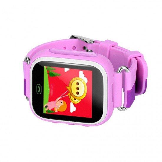 Smartwatch per Femije me Karte SIM, GPS, Kamera, SOS  | Ore Inteligjente