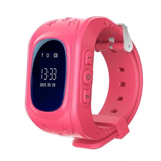Smartwatch per Femije me Karte SIM, WiFi, GPS, SOS | Ore Inteligjente