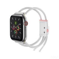 Rrip Baseus per Ore Smart per Apple Watch 3, 4, 5    Baseus Let's go Cord Watch Strap