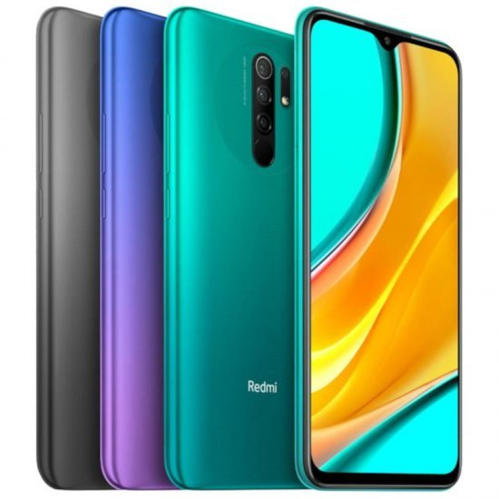XIAOMI REDMI 9 | Smartphone | RAM 4 GB | Memorie 64 GB
