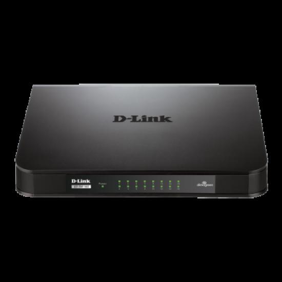 Switch D-Link me 16 Porta Gigabit | Pajisje Rrjeti