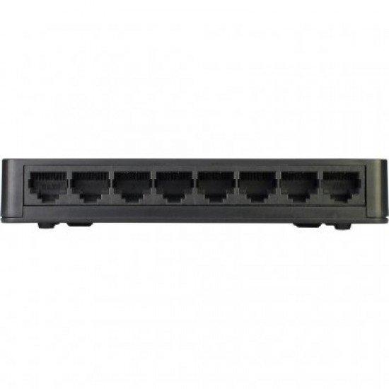 Switch Netis me 8 Porta Fast Ethernet 10/100 Mbps   Pajisje Rrjeti