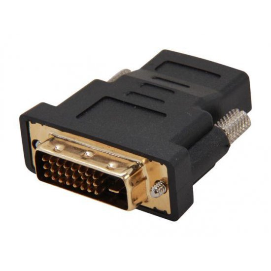 Adapter HDMI F - DVI M