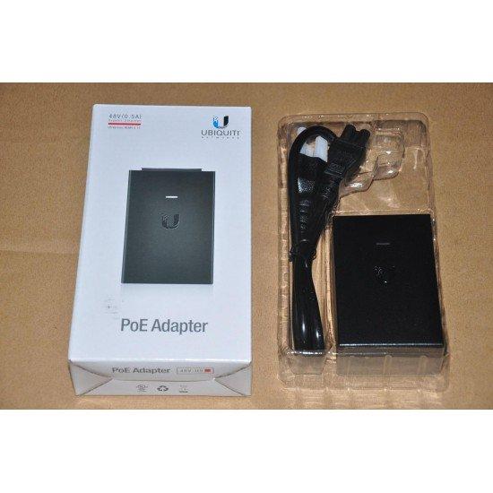 Adaptor PoE 48V 24W 0.5A Gigabit   Ubiquiti Networks   Adaptor POE-48-24W-G