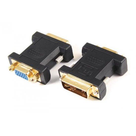 Adapter SBOX DVI M- VGA F 15pin