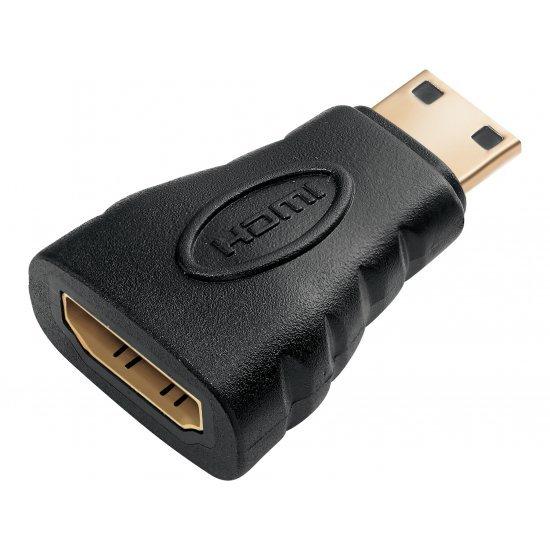 Adaptor SBOX HDMI F   Adapter MINI HDMI M