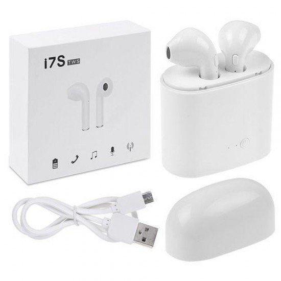 Kufje me Bluetooth Airpods i7s TWS