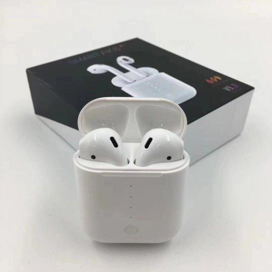 Kufje me Bluetooth Smart AK8 Airpods