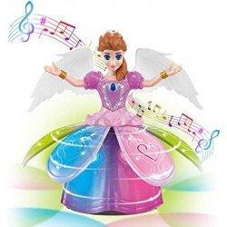 Kukull Barbie Princess me Bateri per Vajza | Dancing Barbie | Lodra per Femije