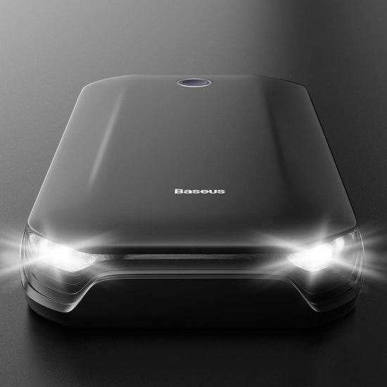 Bateri e Jashtme Multi-funksionale 8000 mAh Qe Ndez Automjete Te ndryshme Ne Raste Emergjente