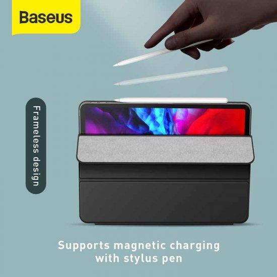 "Cover Mbrojtes Baseus per iPad Pro 2020 12.9"" |Magnetic Leather Case"