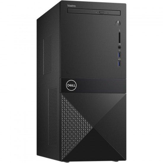 Kompjuter DELL PC 3670, i3-8100, RAM 4GB DDR4 1TB DVD, Ubuntu | Desktop PC