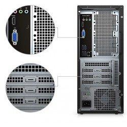 Kompjuter DELL PC 3670, i3-8100, RAM 4GB DDR4 1TB DVD, Ubuntu   Desktop PC