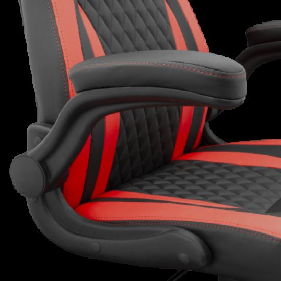 Karrige per Lojra Gaming Chair White Shark Dervish