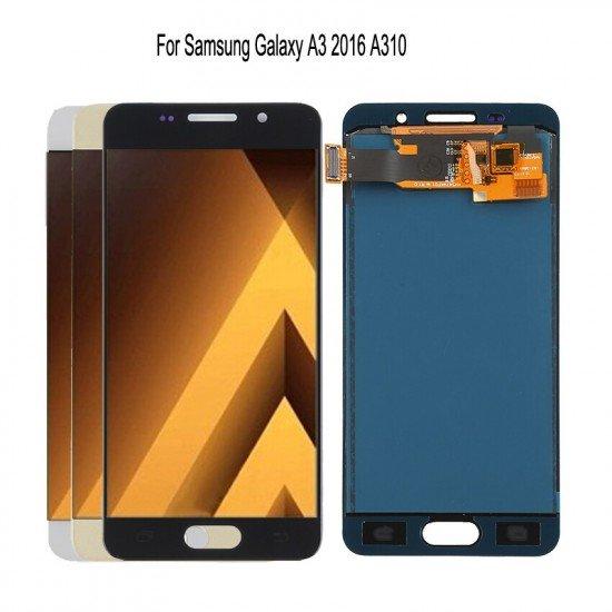 Ekran Origjinal per Samsung Galaxy A3 2016-A310