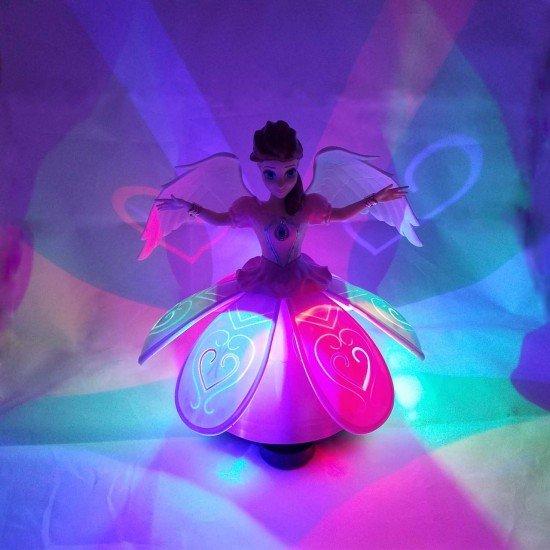 Kukull Barbie me Bateri per Vajza | Dancing Barbie | Lodra per Femije