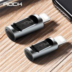 Adaptor Audio Lighting ne Type-C Rock