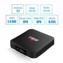 Android 7.1 TV Box T95 | Amlogic Box 4K | Memorie 8GB | RAM 1GB