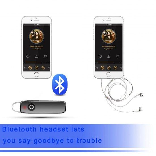 Kufje Teke me Bluetooth per iPhone, Samsung, Xiaomi