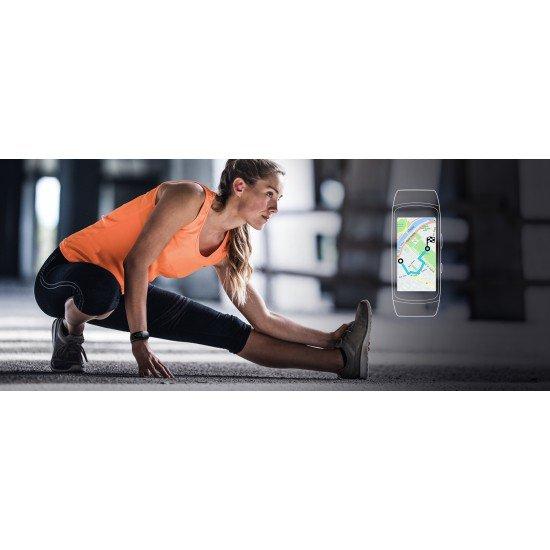 Orë Smart Samsung |  SmartWatch Samsung Gear Fit 2 Pro | Ora Inteligjente