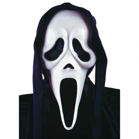Maske Scream per Halloween
