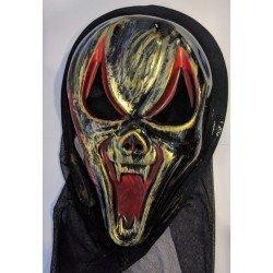 Maske Vampir per Halloween