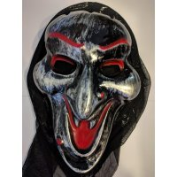 Maske Halloween Scream Blood