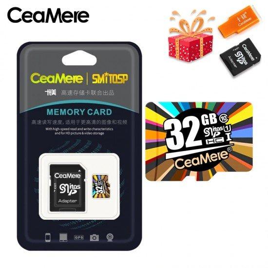 Karte MemorIe 32GB Micro SD Card Class 10