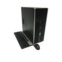HP Compaq 8200 Elite CMT/Core i7-2600 @ 3.4 GHz pa monitor