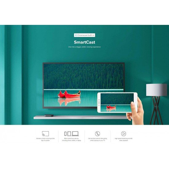 Xiaomi Mi Box S | Android 8.1 TV