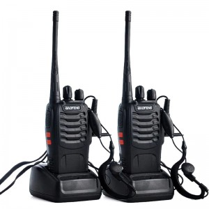 Set dy cope Radio marrese/Walkie talkie