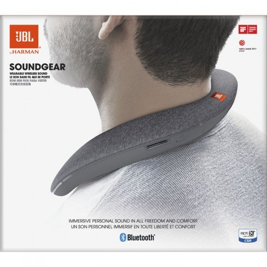 Altoparlant me Bluetooth JBL Soundgear