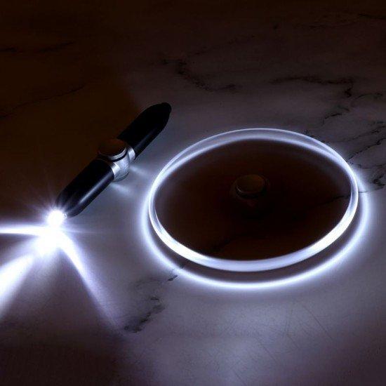 Spinner Antistres me Drite dhe Stilolaps
