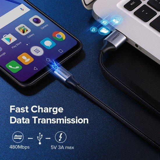 Fishe Karikimi Ugreen Android USB ne Micro USB Fast Charger 150cm
