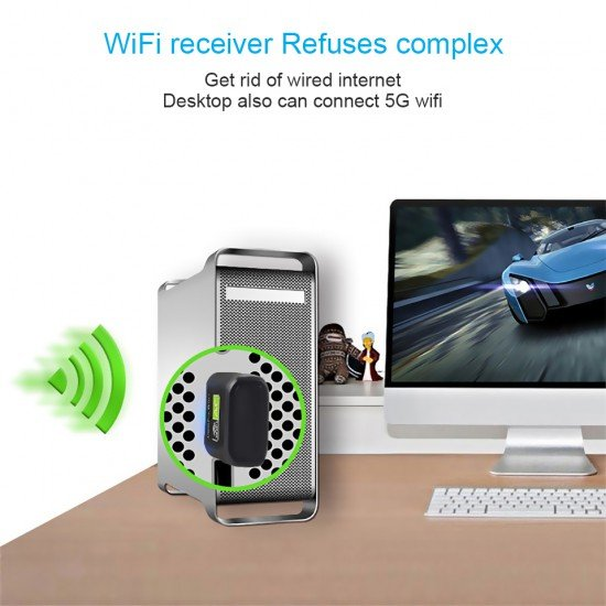 USB me Wireless Adaptor